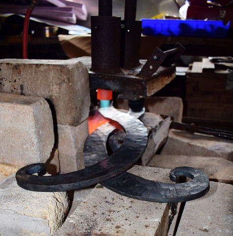 Forging Hinges
