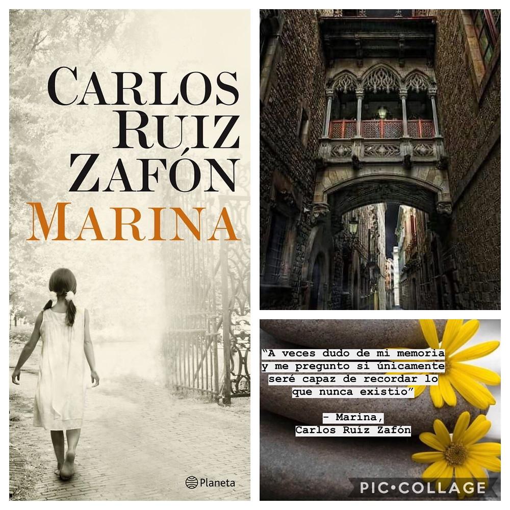 bookoutlet: MARINA- CARLOS RUÍZ ZAFÓN