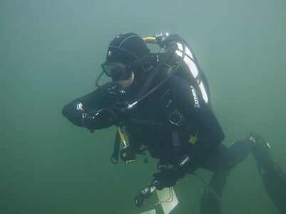SSAC Diver (Andy)