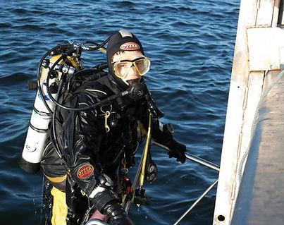SSAC Diver (Matt)