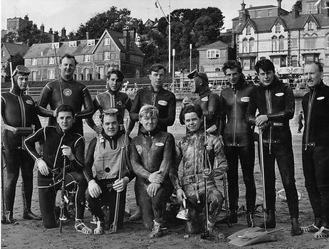 SSAC Spearfishing Team
