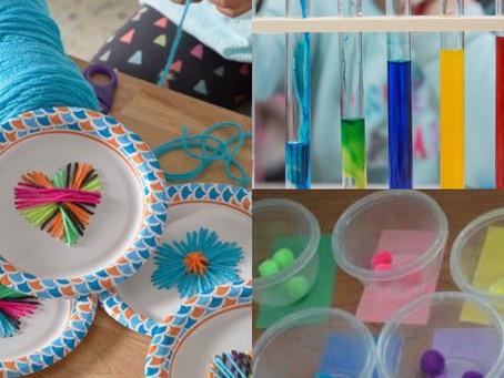 Chronique mamans pressées Idées de jeux pour enfants