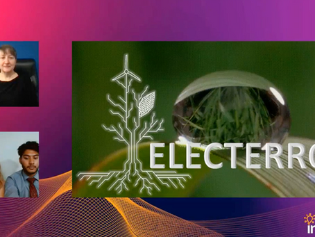 Electerro claims first prize at Invent Oregon for a tree-inspired solar array