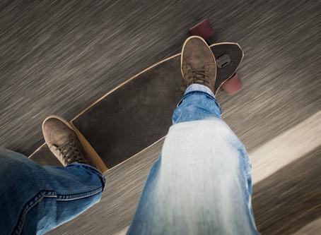 Brake Boys Puts the Brake on Longboarding Injuries