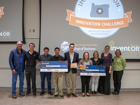Health-focused teams from Oregon State advance to InventOR
