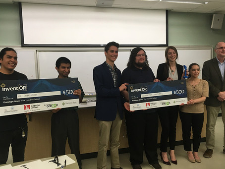 Teams powered by 3-D printing advance from Rogue Community College