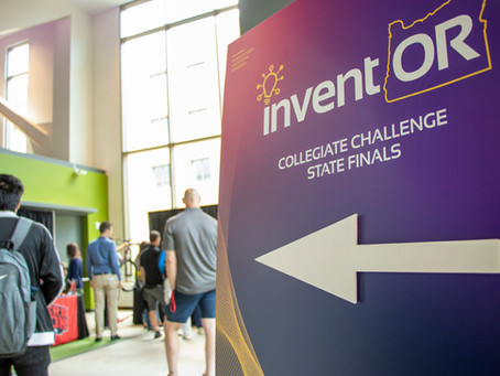 Invent Oregon, Oregon's Innovation Competition, Launches for 2021