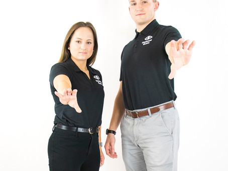 Gridiron Glove takes to the field for InventOR Finals