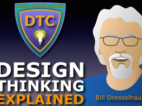 Time to get thinking about design