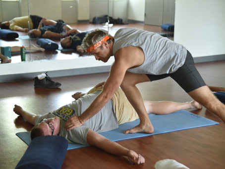 Kula Dudes want more men to experience the positive impacts of yoga