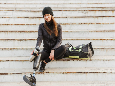With task-specific prostheses, Alpha Prosthetics puts the focus on the client