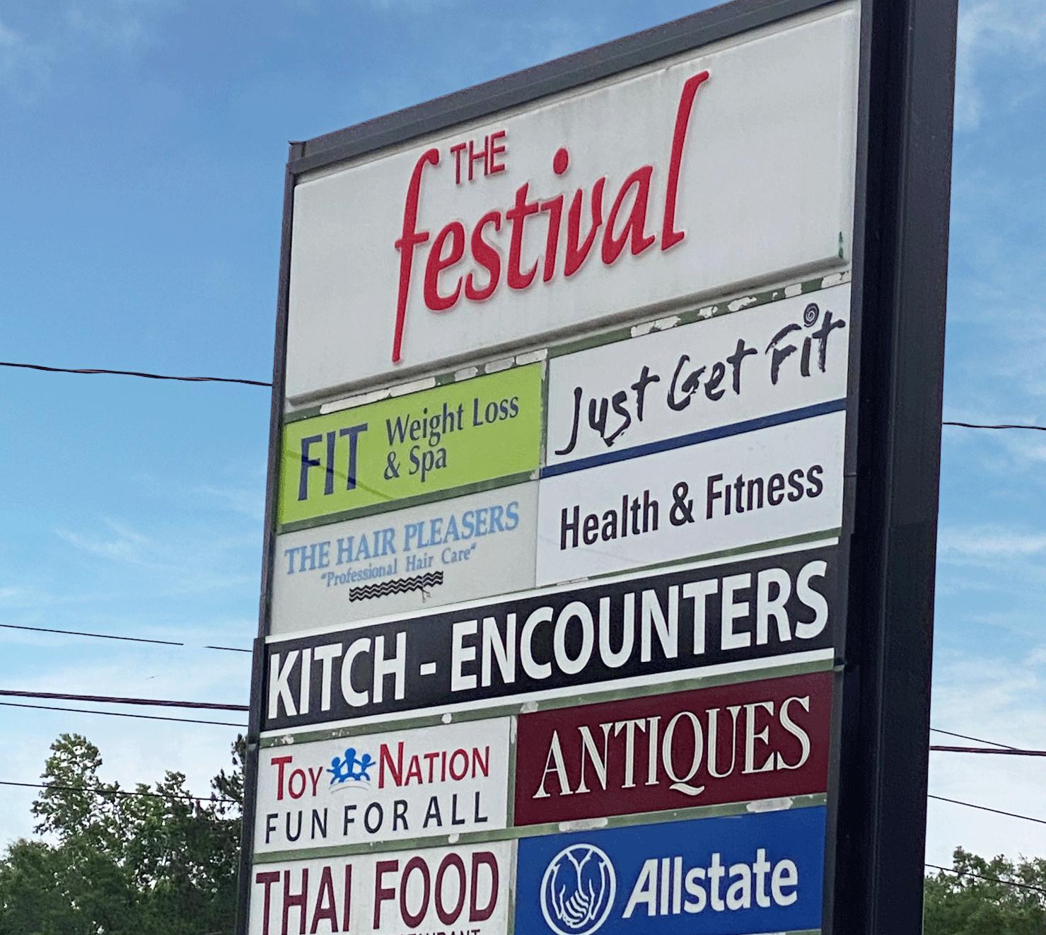 festival-sign