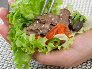 Philly Cheese-Steak Lettuce Cups
