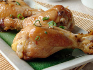 Citrus Soy Chicken Drumsticks