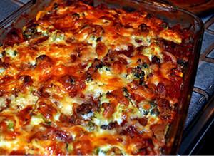 No-Pasta Lasagna