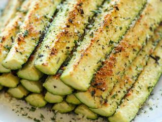 Parmesan Zucchini