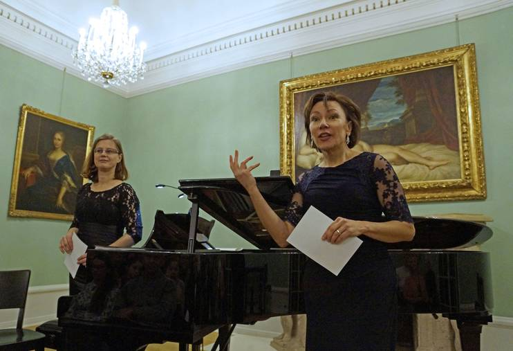 Monika Mockovcakova, Gala Gurinovich