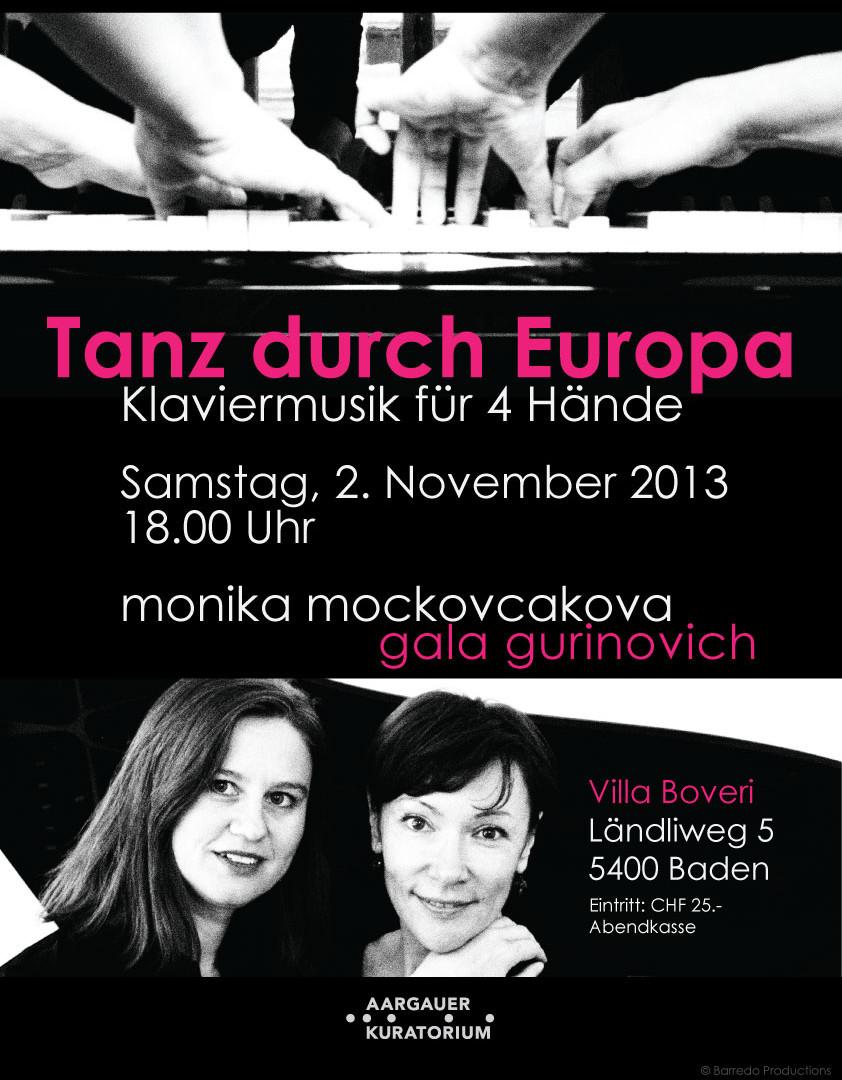 Tanz durch Europa