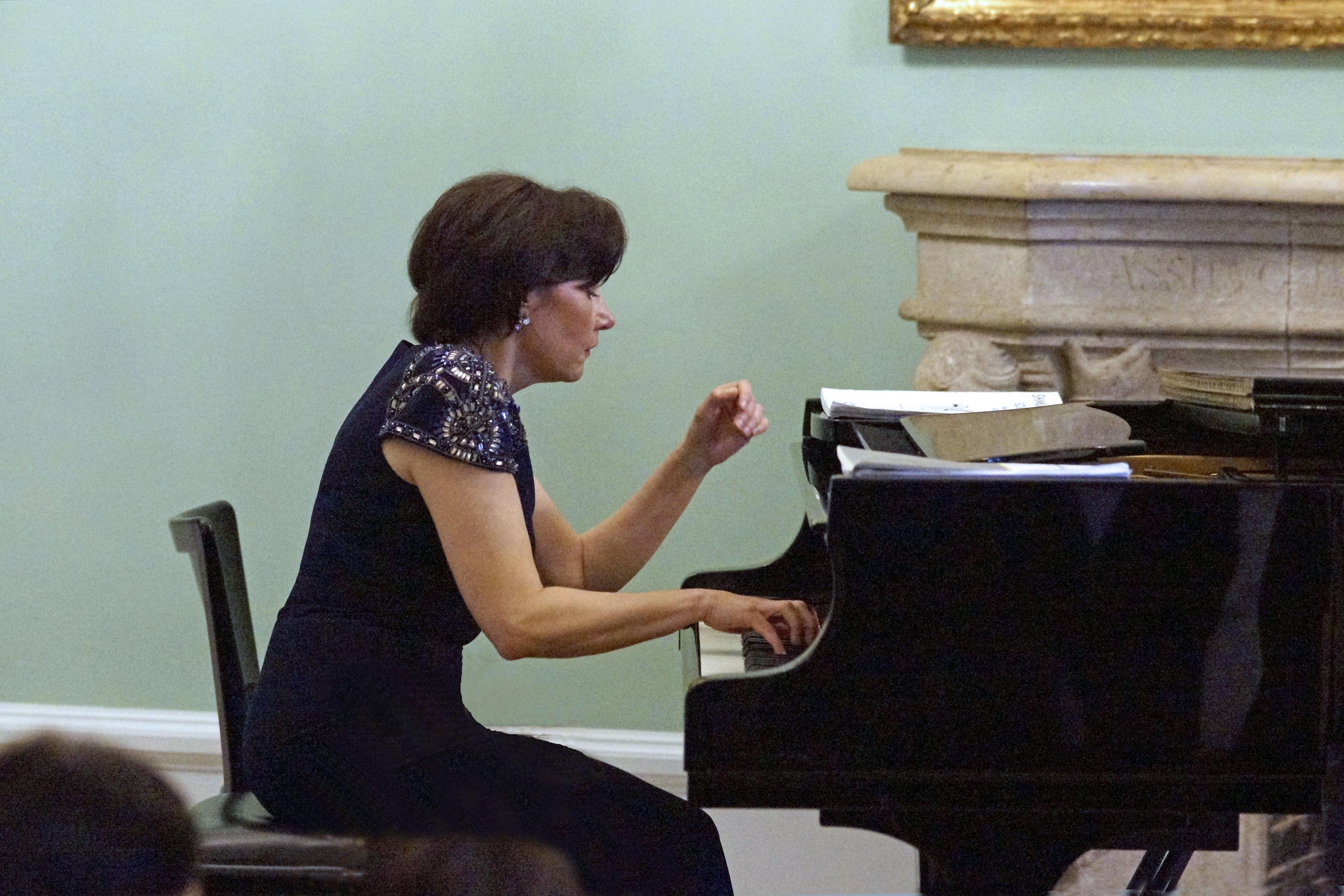 Gala Gurinovich - Konzert
