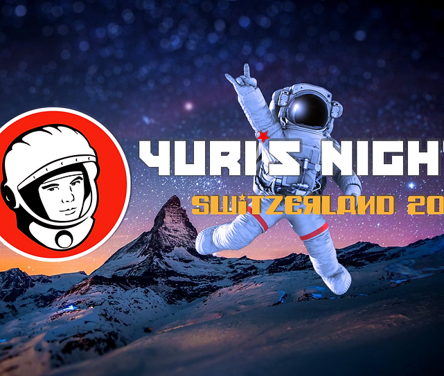 Yuri's Night Switzerland 2018