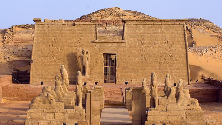 Wadi al-Sabou temple