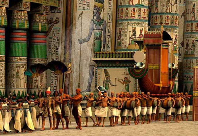 The Hep Sed Festival in Ancient Egypt