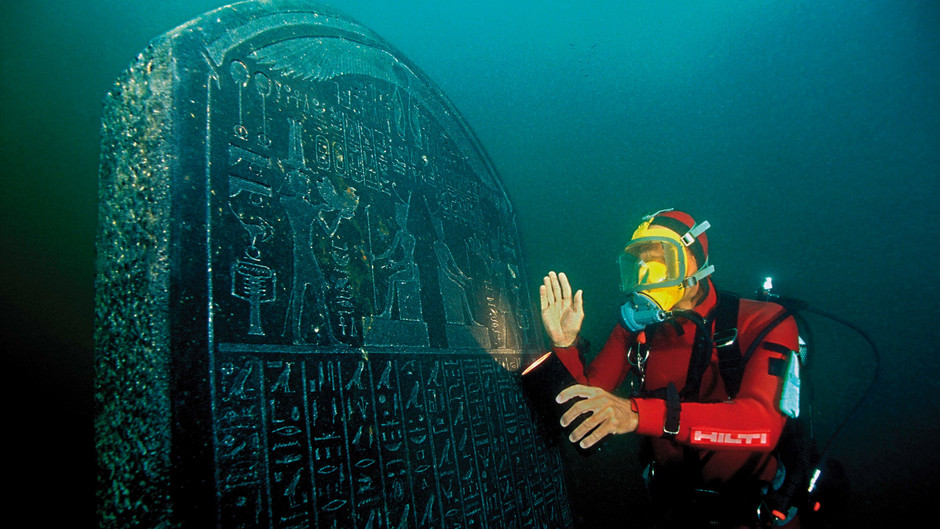 The Lost City of Heracleion, Alexandria