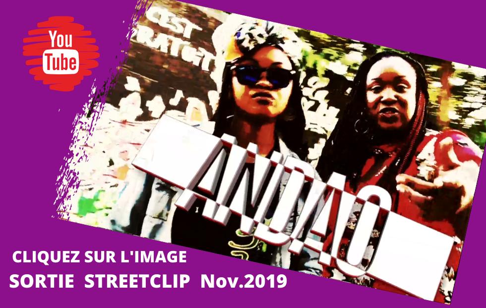 Streetclip ANDAO nov.2019