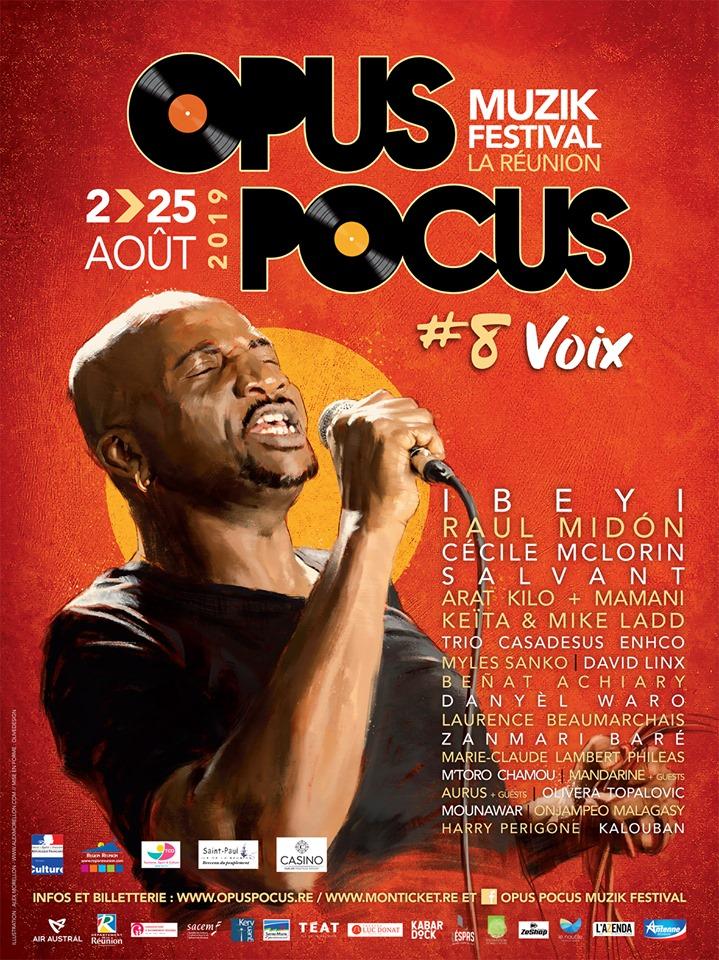 OPUS POCUS Festival août 2019