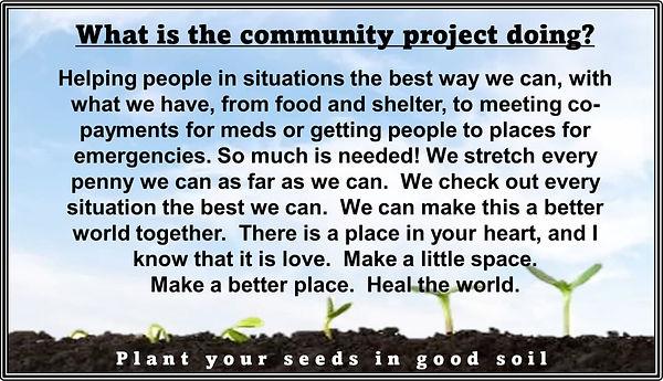 Community Project Message.jpg