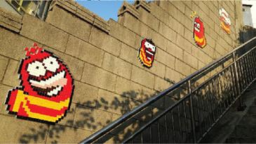 """Zaemiro"" Seoul Animation Center"