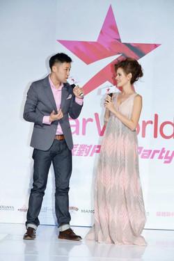 Starworld Pink Day Event