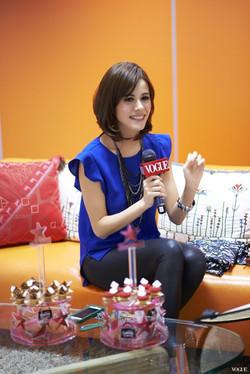 Vogue Interview