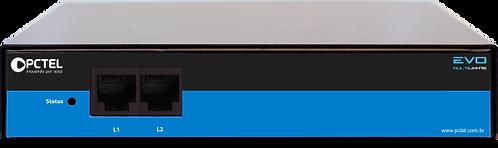 Gravador Telefônico Pctel EVO 2 Linhas