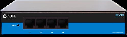Gravador Telefônico Pctel EVO 4 Linhas