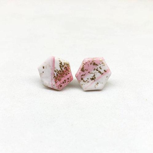 Petite Clay Studs, Clay Stud Earrings, Minimalistic Earrings, Clay Earrings