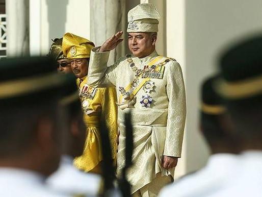 Sultan Perak hargai sumbangan kerajaan PH