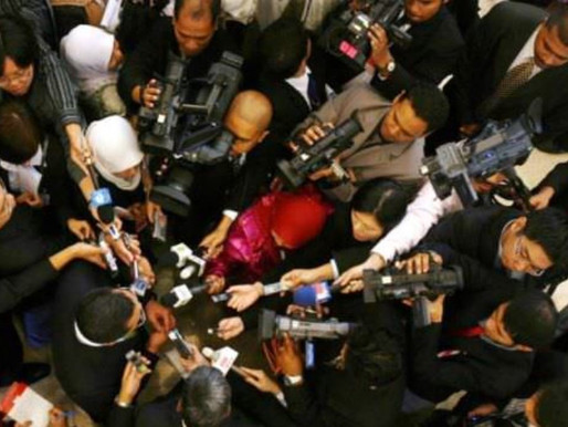 Tanpa liputan media bebas, demokrasi Malaysia akan hancur