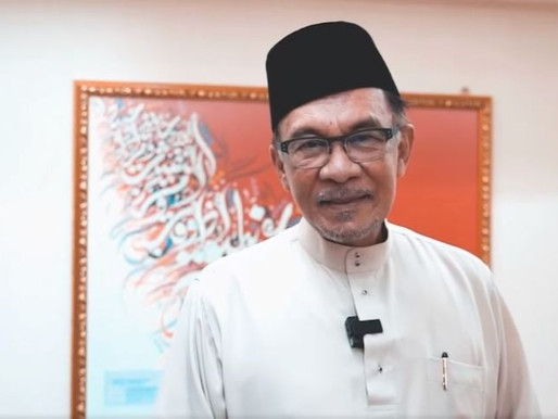 Anwar, rakan-rakan sumbang RM500,000 bantu warga Palestin
