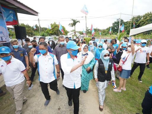 Berlakukah tsunami politik di Sabah?