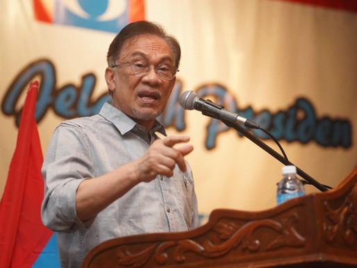 Gangguan kebebasan bersuara, media: Malaysia bergerak ke arah kediktatoran - Anwar