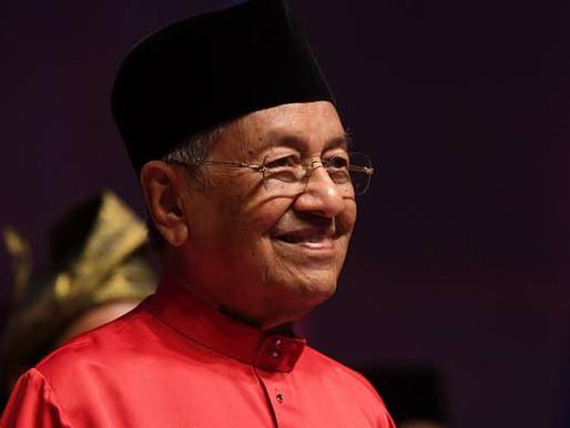 Mahathir rela disingkir oleh Bersatu daripada menyokong Muhyiddin