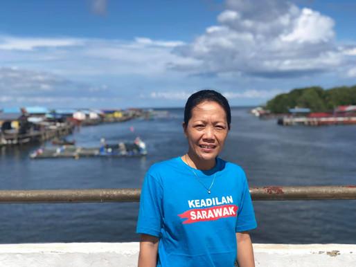 Wanita KEADILAN Sarawak mahu parti bersih dari elemen negatif