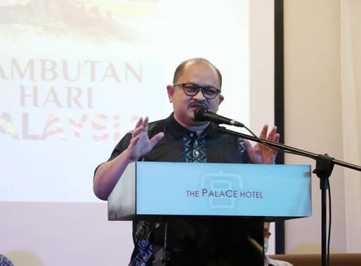 Dulu ini kalilah, kali ini sekali lagilah undi Warisan Plus - Shamsul Iskandar