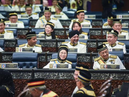 Sidang Parlimen 18 Mei: PN sila duduk dan jangan lari