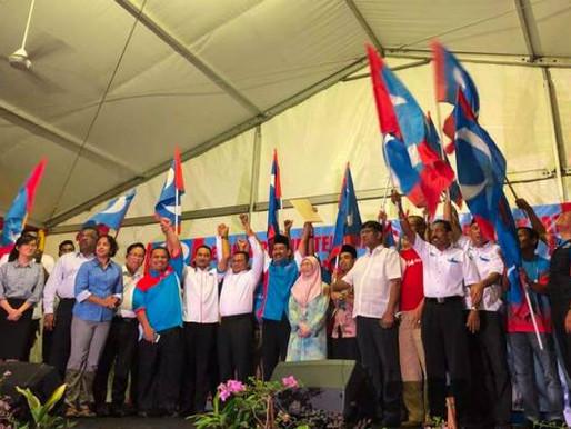 PRK DUN Chini 4 Julai: Pertembungan pertama PN dan PH