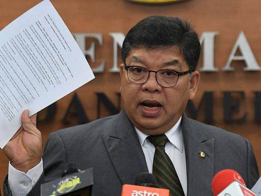 Keluar KEADILAN, ADUN Sidam dan Lunas berdepan tuntutan RM10 juta
