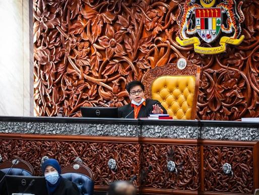 Azalina gesa Parlimen bersidang mendapat sokongan pembangkang, netizen