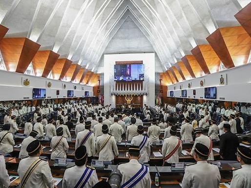Parlimen 18 Mei: Tiada sidang selepas titah Agong, apa yang PN takut sangat?