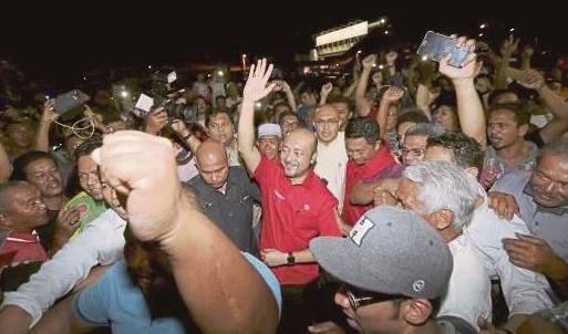 Rakyat Kedah sedih Mukhriz Mahathir bukan lagi Menteri Besar